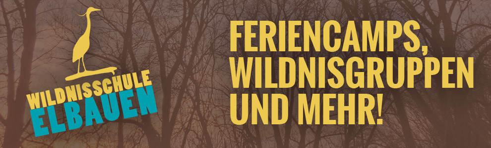 Wildnisschule Elbauen aus Magdeburg